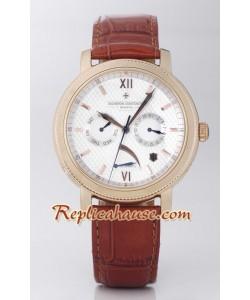 Vacheron Constantin Bateria de Reserva Reloj