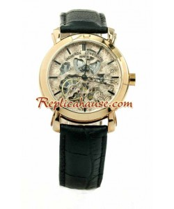 Vacheron Constantin Skeleton Round Reloj Réplica