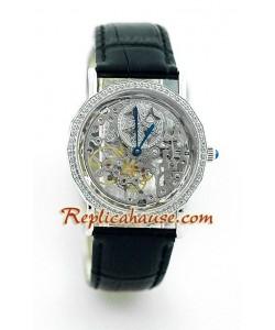 Vacheron Constantin Malte Skeleton Reloj Suizo de imitación