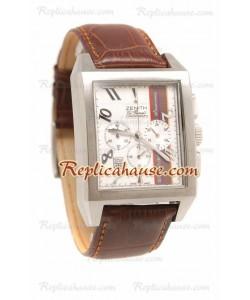 Zenith El Primero 40th Anniversary Cronógrafo Reloj Réplica