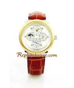 A. Lange Sohne Reloj Japonés