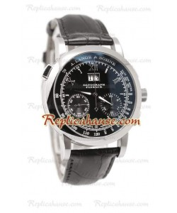 A. Lange Sohne Datograph Flyback Reloj Suizo