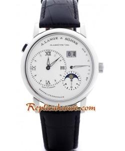 A. Lange Sohne Lange 1 MoonPhase Reloj Japonés