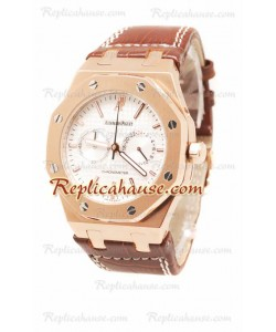 Audemars Piguet Royal Oak Offshore Gold Plated Quartz Reloj