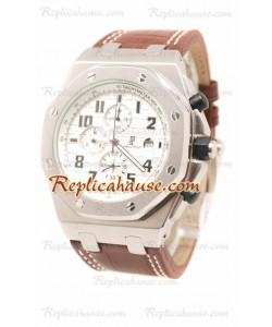 Audemars Piguet Royal Oak Offshore cen el dial Blanco