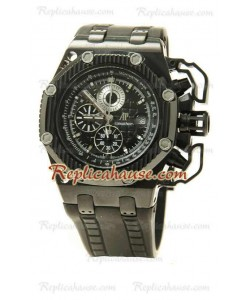 Audemars Piguet Royal Oak Offshore Survivor Cronógrafo Reloj Réplica