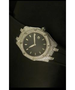 Audemars Piguet Royal Oak, Reloj de mujer en color Negro