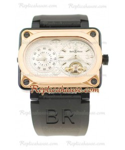 Bell and Ross BR Minuteur Tourbillon Reloj Réplica