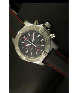 Breitling Avenger Skyland, Reloj de Movimiento de Cuarzo Suizo