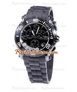 Chopard Happy Sport Cronógrafo Reloj Suizo de imitación