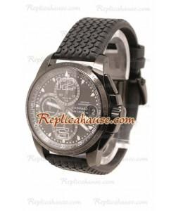 Chopard Millie Miglia XL GMT PVD Reloj Suizo de imitación