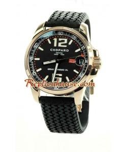 Chopard GT XL Reloj Suizo - 10 Microns Gold