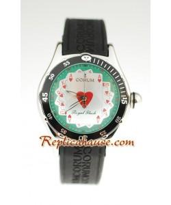 Corum Bubble Dive Royal Flush Edición Reloj de imitación