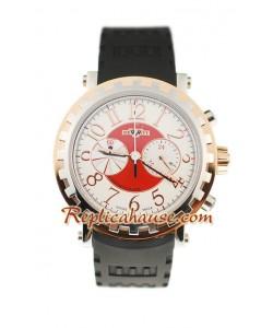 Dewitt Academia Cronógrafo Sequentiel para Hombre Reloj Réplica
