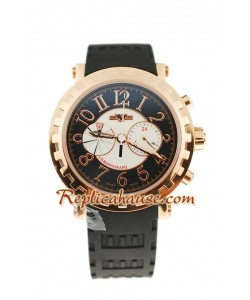 Dewitt Academia Cronógrafoe Sequentiel para Hombre Reloj Réplica