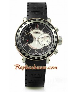 Dewitt Academia Cronógrafoe Sequentiel Reloj Réplica