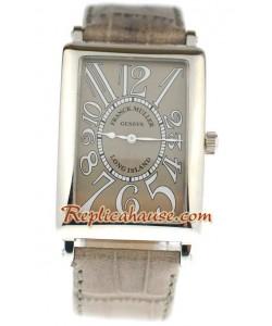 Franck Muller Long 1000 Isly Reloj Suizo de imitación