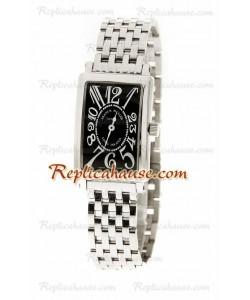 Franck Muller Long Isly Dama Reloj Réplica