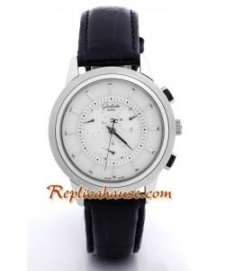 Glashuette PanoMaticChrono Reloj Réplica