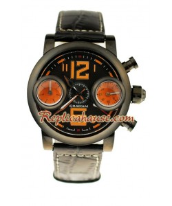 Graham Swordfish PVD Reloj Réplica