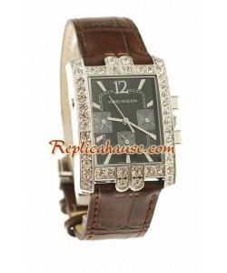 Harry Winston Avenue C Cronógrafo Suizo Dama Reloj Réplica