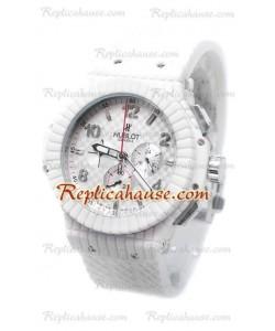 Hublot Big Bang Tourbillon Bateria de Reserva Rubber Reloj