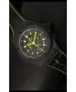 Hublot Big Bang NYC Edition Reloj de Cuarzo Suizo de 45MM