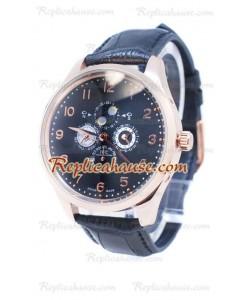 IWC Portuguese Grye Complication Gold Reloj