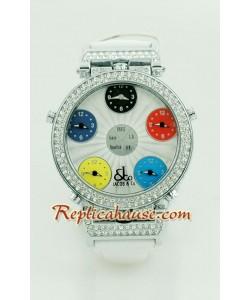 Jacob & Co Double Sided Reloj