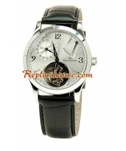 Jaeger LeCoultre Master Tourbillon Reloj Suizo de imitación