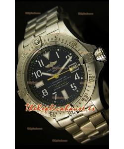 Breitling Avenger Seawolf, Reloj Réplica Suiza en escala 1:1