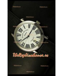 Franck Muller Master of Complications Liberty, Reloj Japonés con números negros