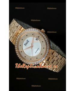 Piaget Altiplano Reloj Réplica Suiza Automático en Oro Amarillo