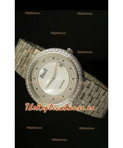 Piaget Altiplano Reloj Réplica Suiza Automático en Acero Inoxidable