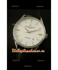 Vacheron Constantin Patrimony Comtemporaine Date, Reloj Réplica Suiza