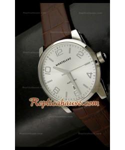 Mont Blanc TimewalkerReproducción Reloj Suizo  - Réplica Escala 1:1