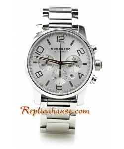 Mont Blanc Timewalker Reloj Suizo de imitación