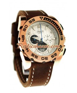 Parmigiani Fleurier Cronógrafo Reloj Réplica
