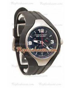 Porsche Design 911 Turbo Speed II Cronógrafo Reloj Réplica