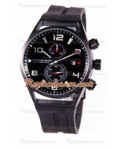 Porsche Design Worldtimer P6750 Cronógrafo Reloj Réplica