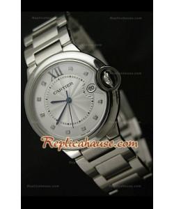 Ballon De Cartier Reloj Mediano de Cuarzo - 36MM