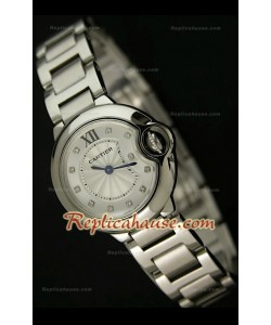 Ballon De Cartier Reloj de cuarzo Señoras- 28MM