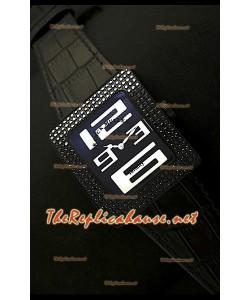 Franck Muller enfenity Réplica Reloj Señoras con números Árabes - PVD