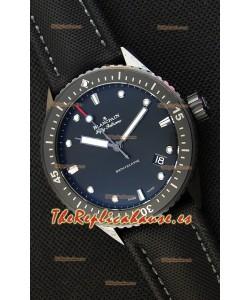 Blancpain Fifty Fathoms Reloj Réplica Suizo a espejo 1:1 Edición BATHYSCAPHE