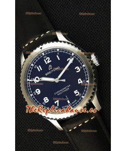 Breitling Navitimer 8 Automatic 41MM Reloj Réplica Suizo con Dial Negro