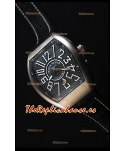 Franck Muller Vanguard V45 Titanium Reloj Réplica Suizo Edicion Réplica a Espejo 1:1