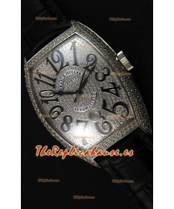 Franck Muller Casablanca Automatique 8880  Réplica a Espejo 1:1 con Diamantes