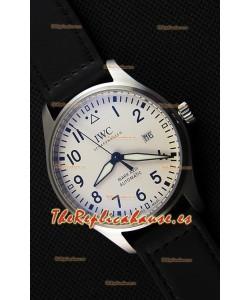IWC Pilot's MARK XVIII IW327012 Reloj Réplica Suiza Dial Negro Réplica a Espejo 1:1