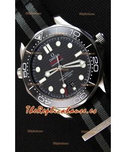 Omega Seamaster 300M Co-Axial Master Reloj Réplica Suizo a Espejo 1:1 Cronómetro
