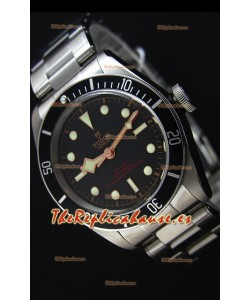 Tudor Heritage Black Bay Edición Orologi & Passioni Reloj Réplica Suizo a Espejo 1:1